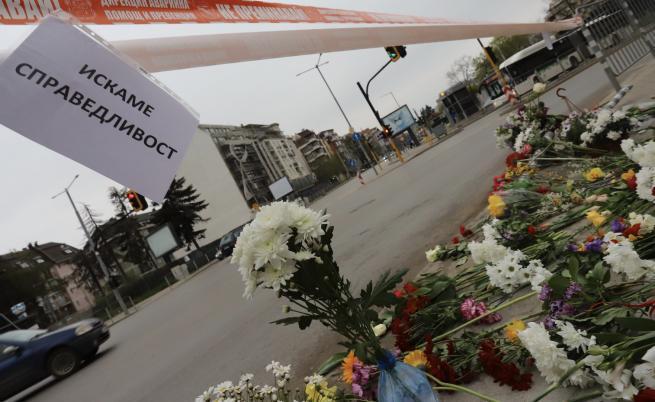 Майката на шофьора, блъснал Милен Цветков, с обвинение и 100 хил. лева гаранция