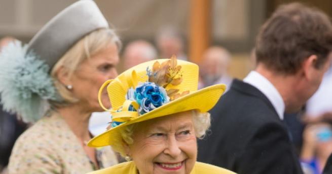 Любопитно Елизабет II продава собствена марка джин Джинът е достъпен