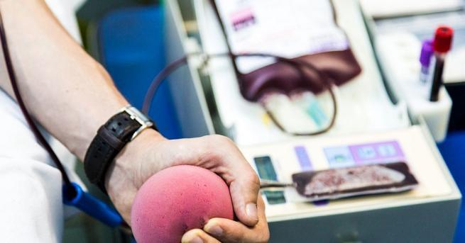 Районният център по трансфузионна хематология в Плевен изпитва остра нужда