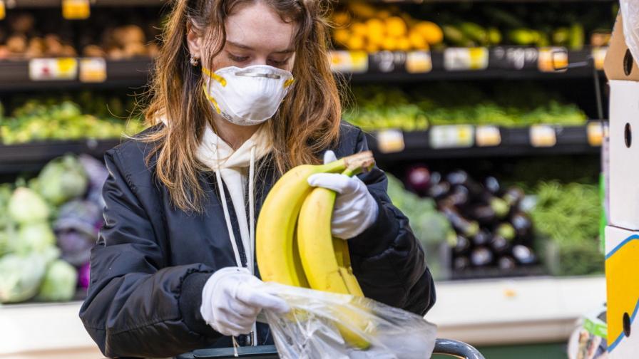 Как COVID-19 оказа влияние върху хранителната индустрия