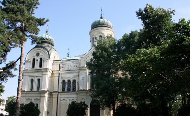 Обраха катедралния храм във Видин
