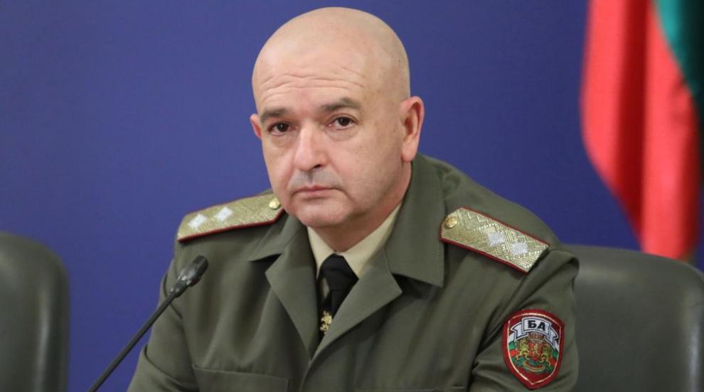 Ген. Мутафчийски: Борисов се убеди, че и аз съм човек...