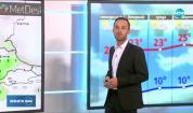 Прогноза за времето (27.04.2020 - обедна емисия)