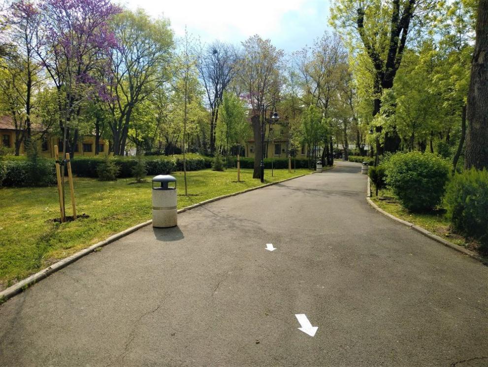 Ето ги окончателните бургаски правила за посещение на парковете ...