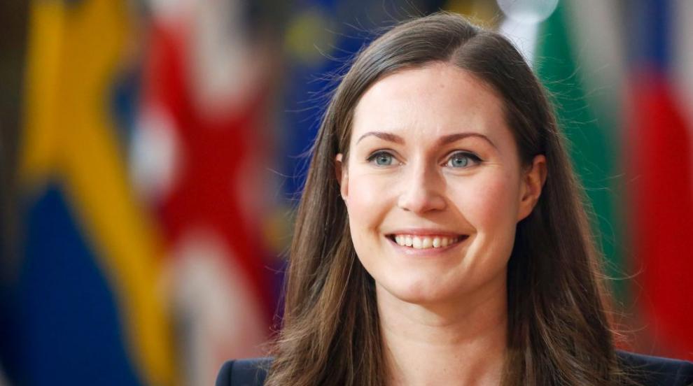 Финландската премиерка скандализира сънародниците си