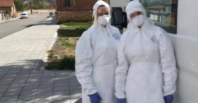Трима жители на гурковското село Паничерево са с положителен резултат
