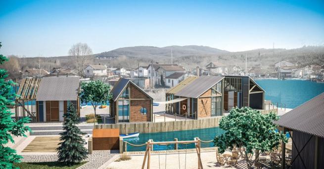 Рибарското селище Ченгене скеле край Бургас има перспектива да се