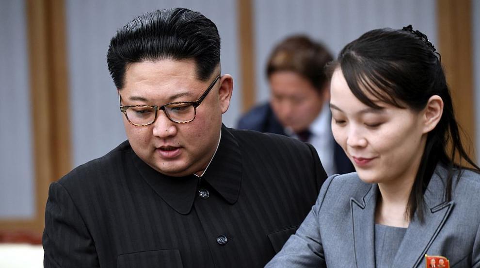 Ким Йо Чен - сестрата на Ким Чен Ун, която се превръща...