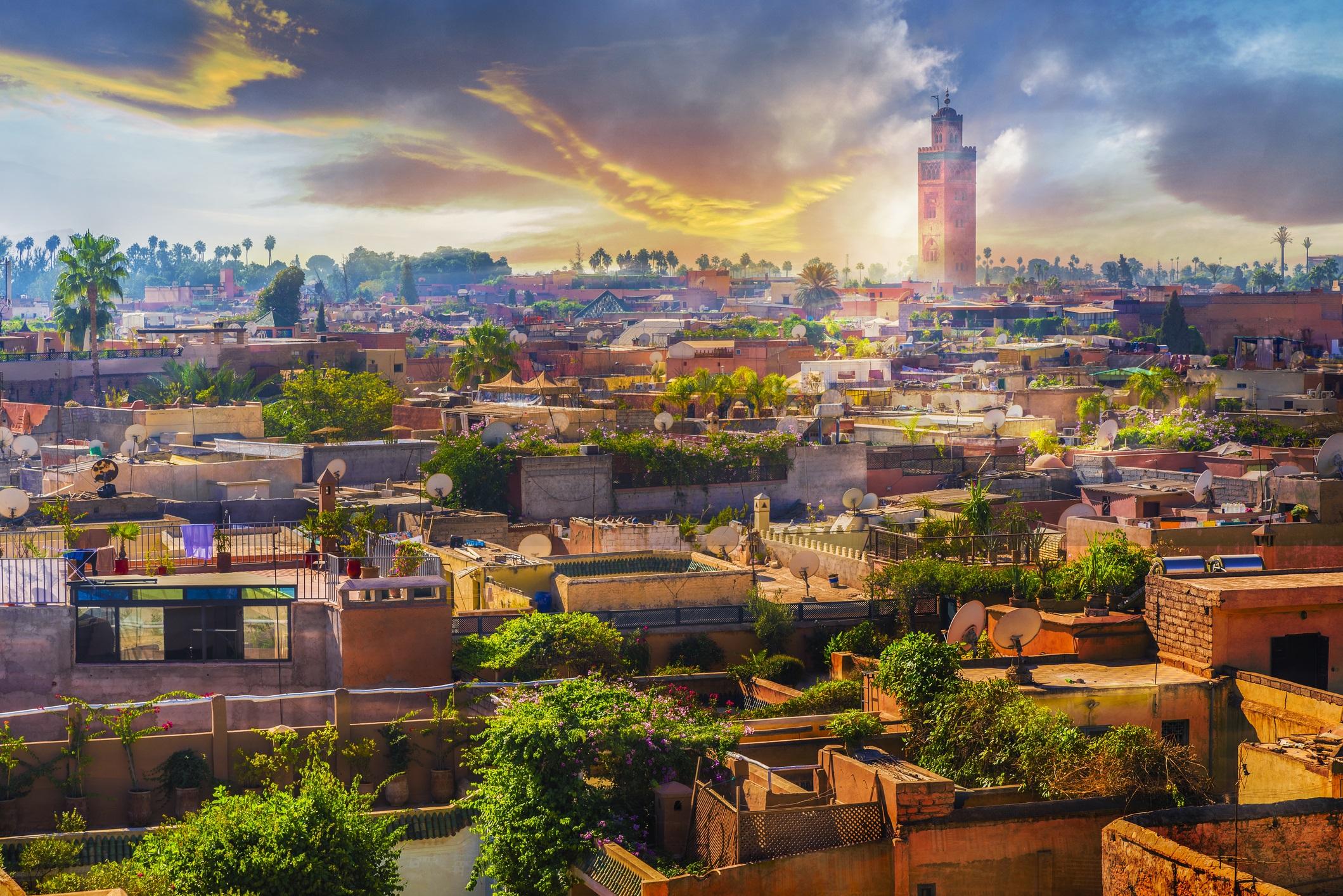 <p><strong>№3 Маракеш, Мароко</strong></p>
