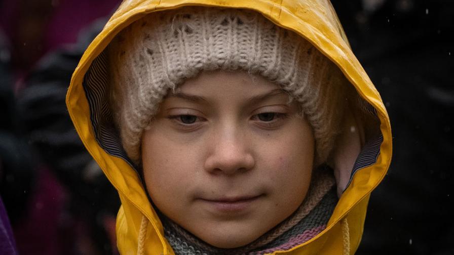 Грета Тунберг: Момичето, което иска да спаси света