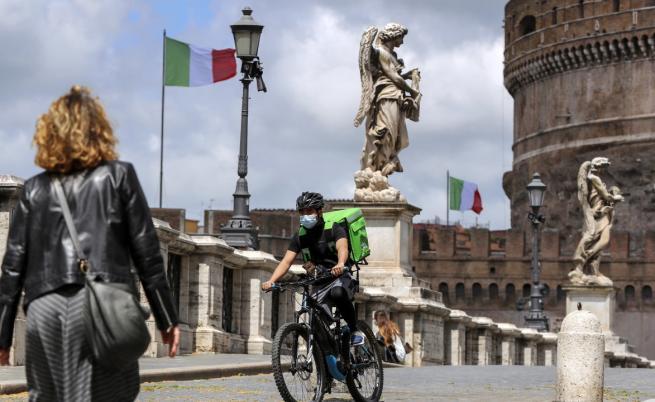 Жители на Рим: