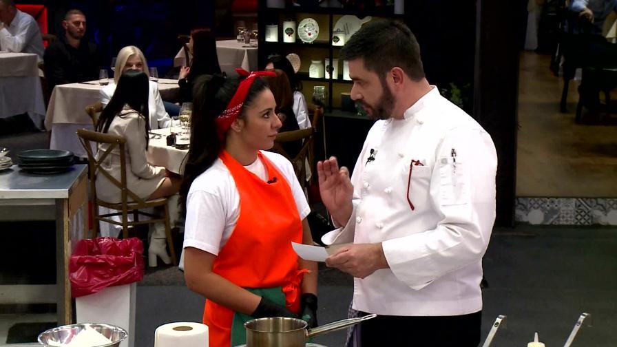 Гергана: Hell`s Kitchen е неповторимо усещане, готвенето е любов!