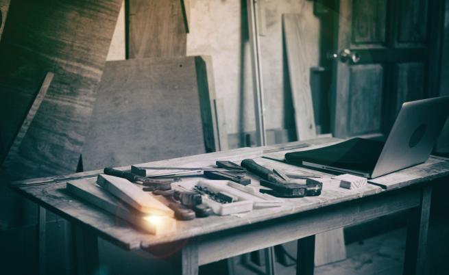Слепият дърводелец: историята на този мъж ще ви изуми