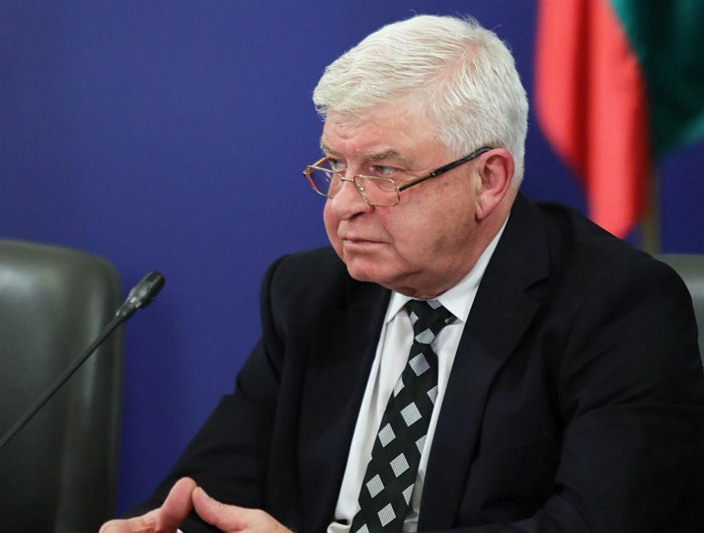 Министерски съвет брифинг кабинет