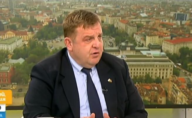 Каракачанов: Българската армия ще продължи да се модернизира