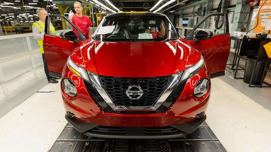 Nissan се готви за изтегляне от Европа