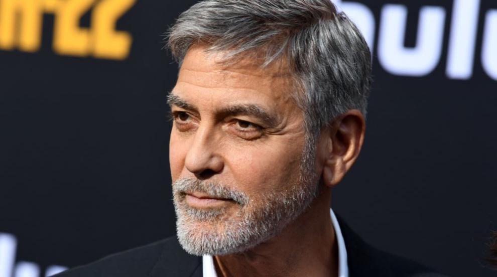 Джордж Клуни сравни расизма с пандемия