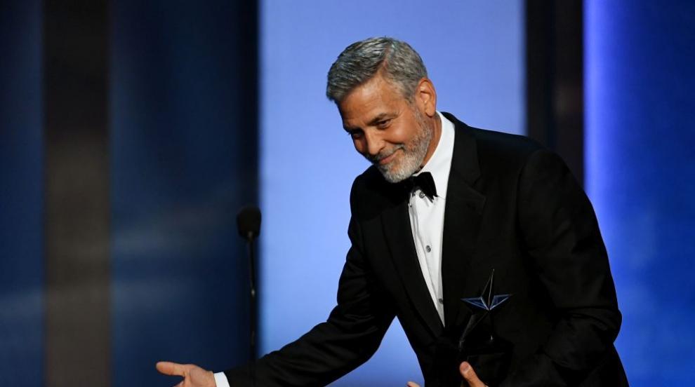 След трагедията в Бейрут: Джордж Клуни дарява 100 000...