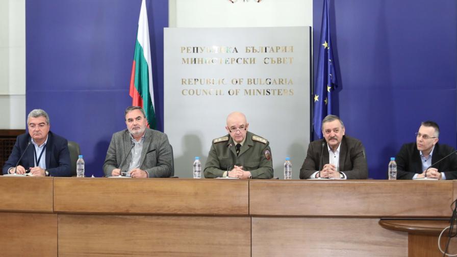 <p>63% от българите вярват на Националния оперативен щаб</p>