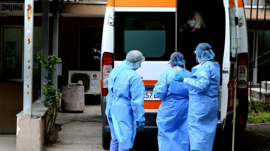 Видинската болница поиска спешна помощ за дезинфекция