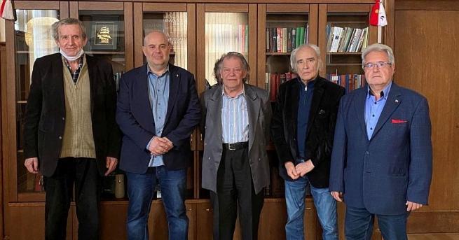 Главният прокурор на Република България Иван Гешев се срещна с