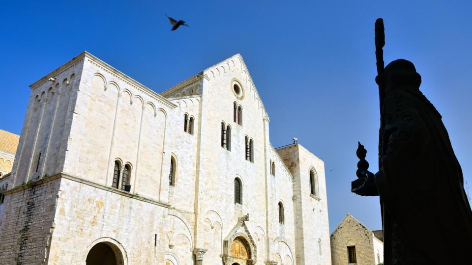 Базилика на Свети Никола