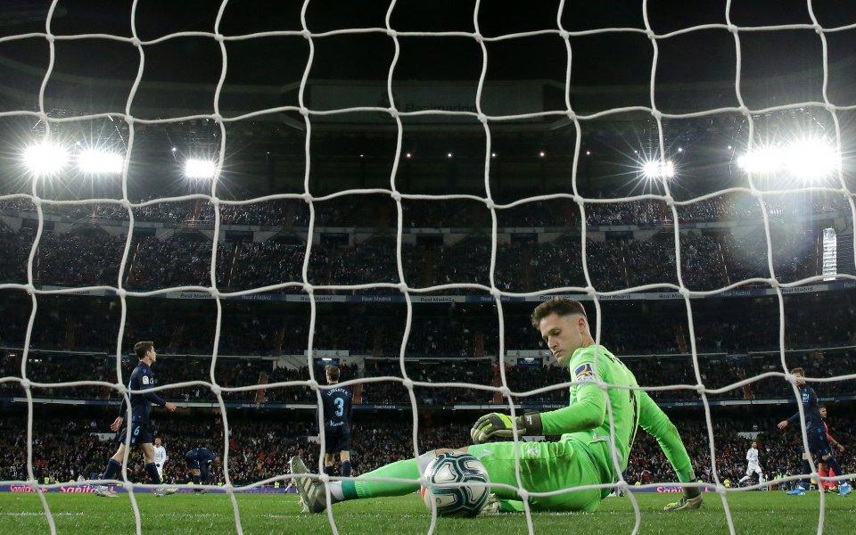 Вратарят на Реал Сосиедад е с коронавирус