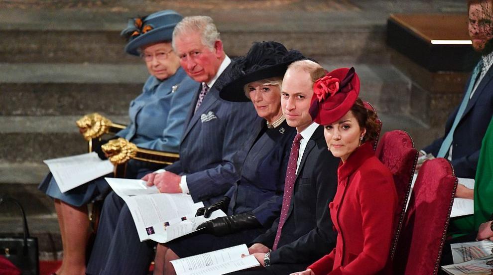 Кралското семейство пусна трогателно видео