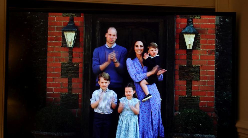 Как кралското семейство поддържа добра форма по...