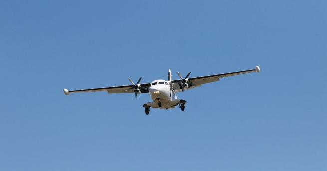 Най-големият електрически самолет в света излетя в небето над Вашингтон,