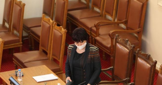 Парламентът не събира кворум на този етап за старт на