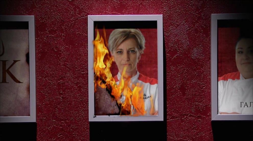 Недялка напусна Hell's Kitchen България
