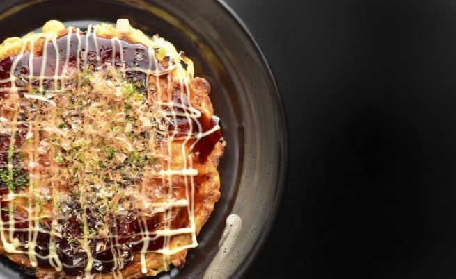 Окономияки - едно вкусно ястие от японската кухня