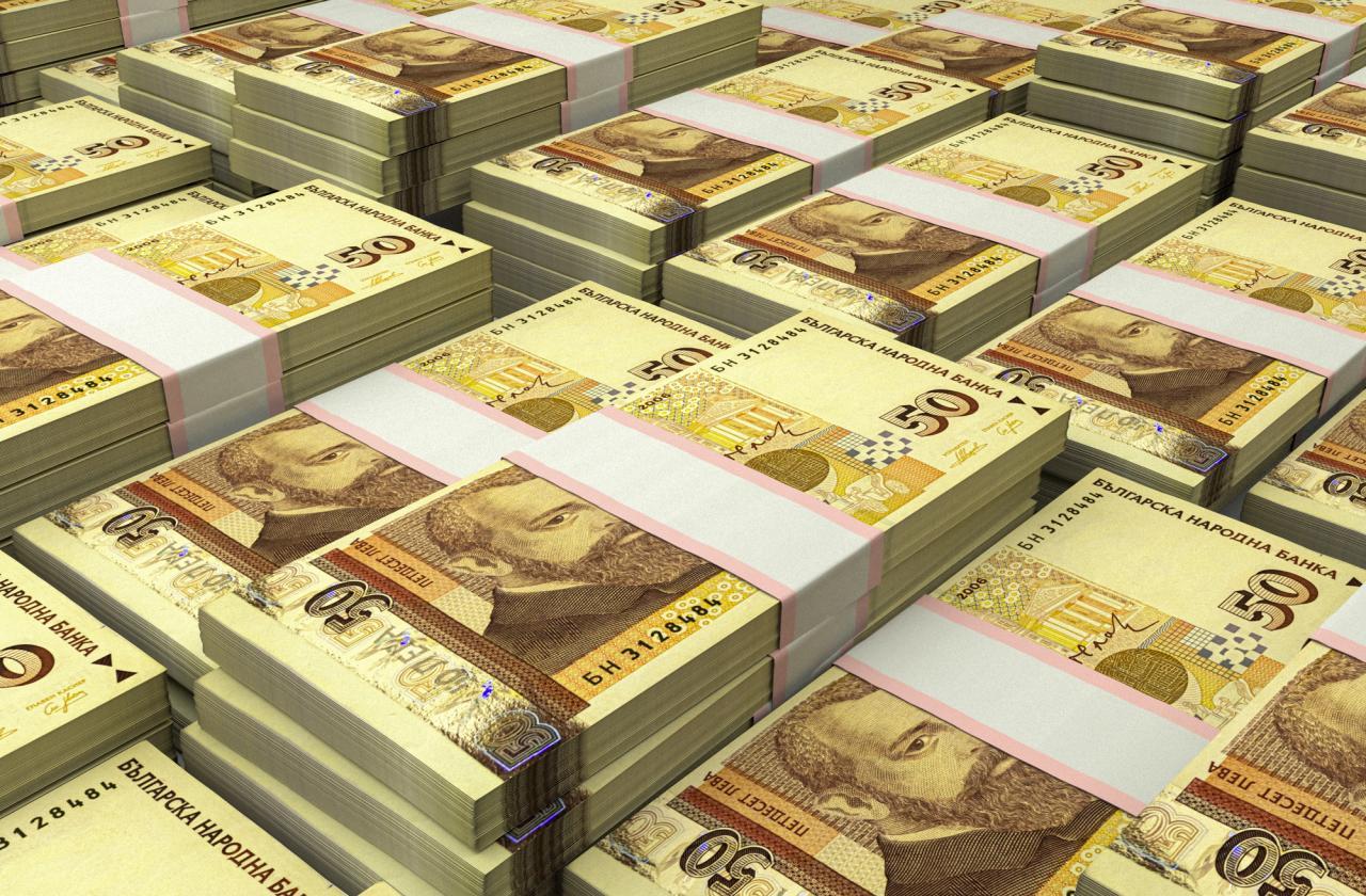 Колко стигна външният дълг на България - Икономика - www.pariteni.bg