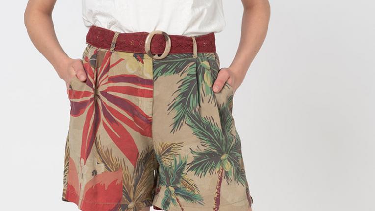 EDNA ОБ(Л)ИЧА: НАМАЛЕНИТЕ paperbag панталонки са тук, за да те спасят от летните жеги!