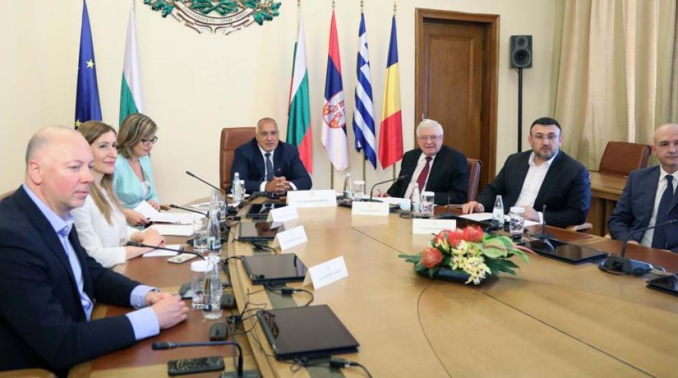 Започна Четиристранната среща между България,...