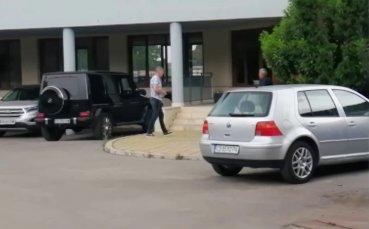 Наско Сираков пристигна на Герена