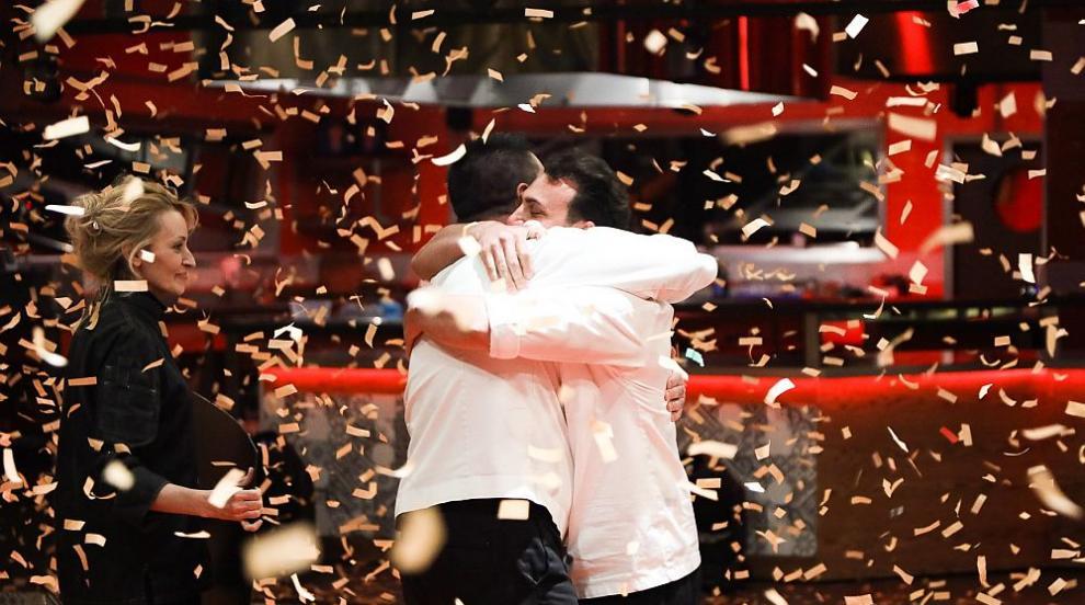 Реджеп е големият победител в третия сезон на Hell's...