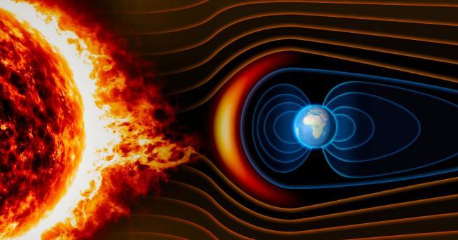 Любопитно Има проблем с магнитното поле на Земята Магнитното поле