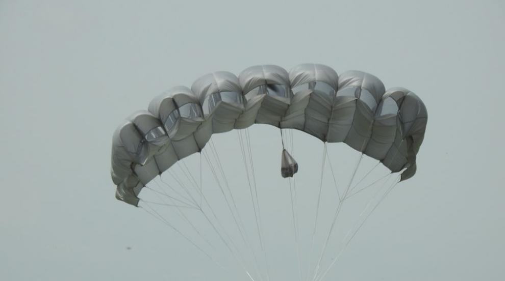 Започна парашутната подготовка в Българската армия...