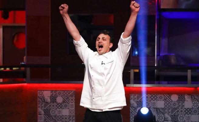 Победителят в Hell's Kitchen: Трудно ми беше