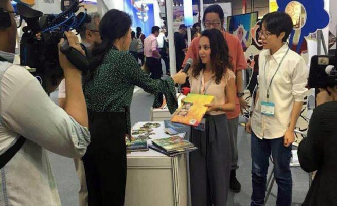 Българин завладява Китай с детска книга