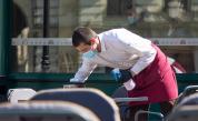 Асоциация на заведенията: Служителите на открито да работят без маски