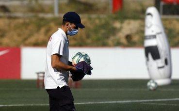 Сериозна подготовка за рестарта на сезона в Испания