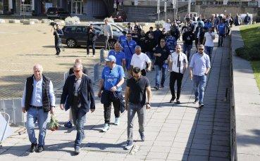 Наско Сираков поведе паметно шествие