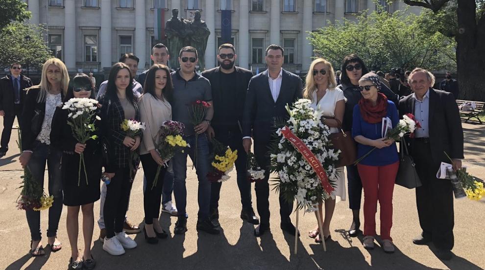 """Калоян Паргов: Да направим отново България """"държава..."""