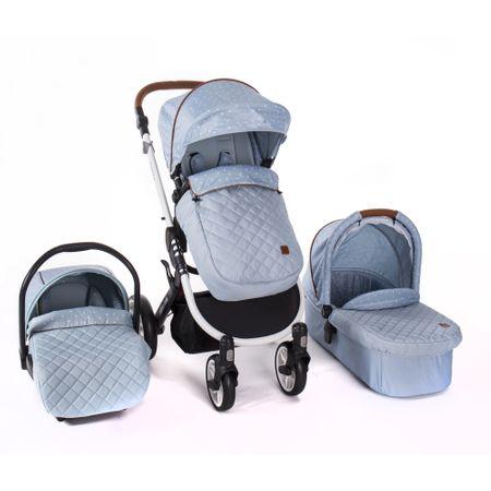 Комбинирана бебешка количка 3 в 1