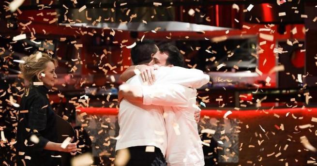 Реджеп е големият победител в третия сезон Hell's Kitchen. Въпреки