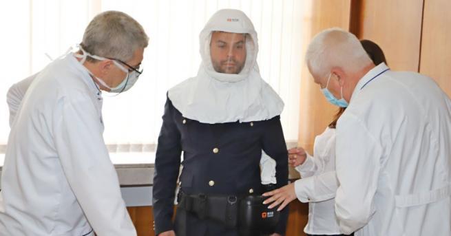 Петър Манджуков направи ново дарение за ВМА и медиците на