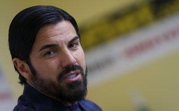 Благо Георгиев спасява от банкрут славен тим от Северна Македония